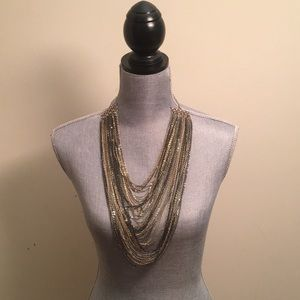 Jewelry - Draped Chain Necklace